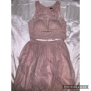 💖Stunning 2 piece dress